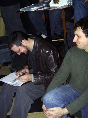 David and Matt
