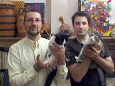Dave & Moo, Matt & Sherpa
