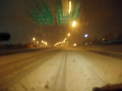 Akron blizzard