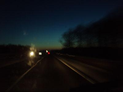 71 North - 6:13am