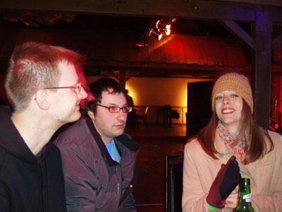 Ron, Matt & Brenda.