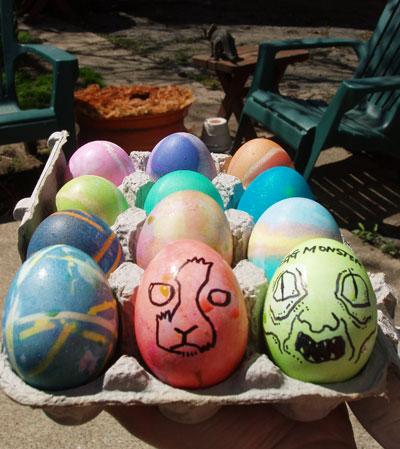 Beaster Eggs