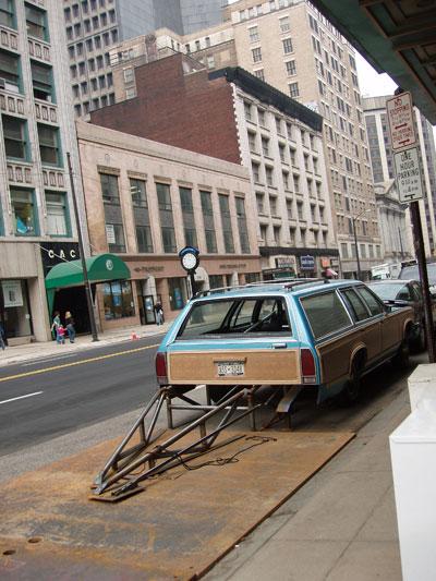 Spider Wagon 1