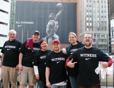 LeBron Witnesses