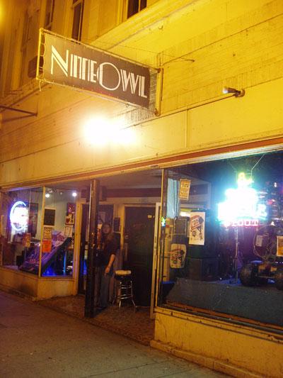 The Nite Owl