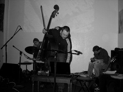 Andy Ludick, David Mansbach and BBob Drake