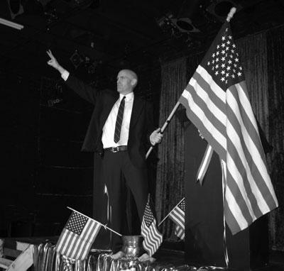 Eric Alleman @ the Alleman-Traenkner Debates of '08
