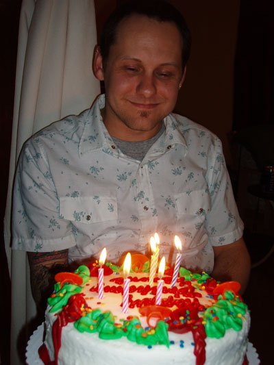 Brent's Birthday