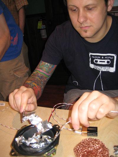 Electronoise Playshop
