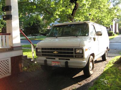 Kidnap Van