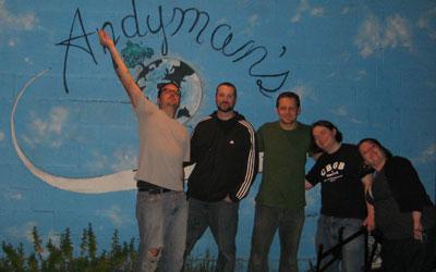 Andyman's