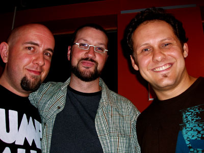 DJ Empirical, David Mansbach, Brent Gummow